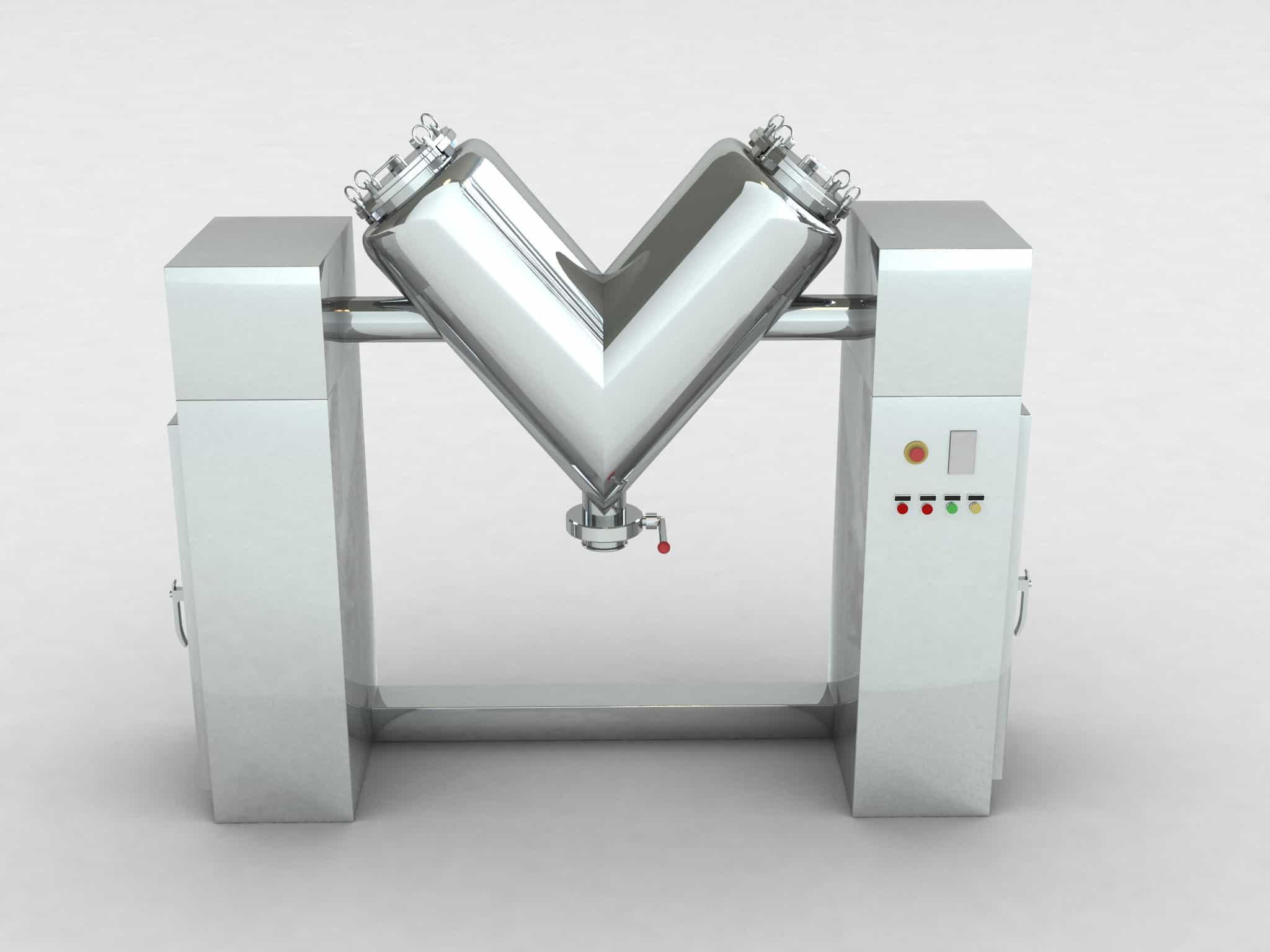 CH-V型系列快速混合机