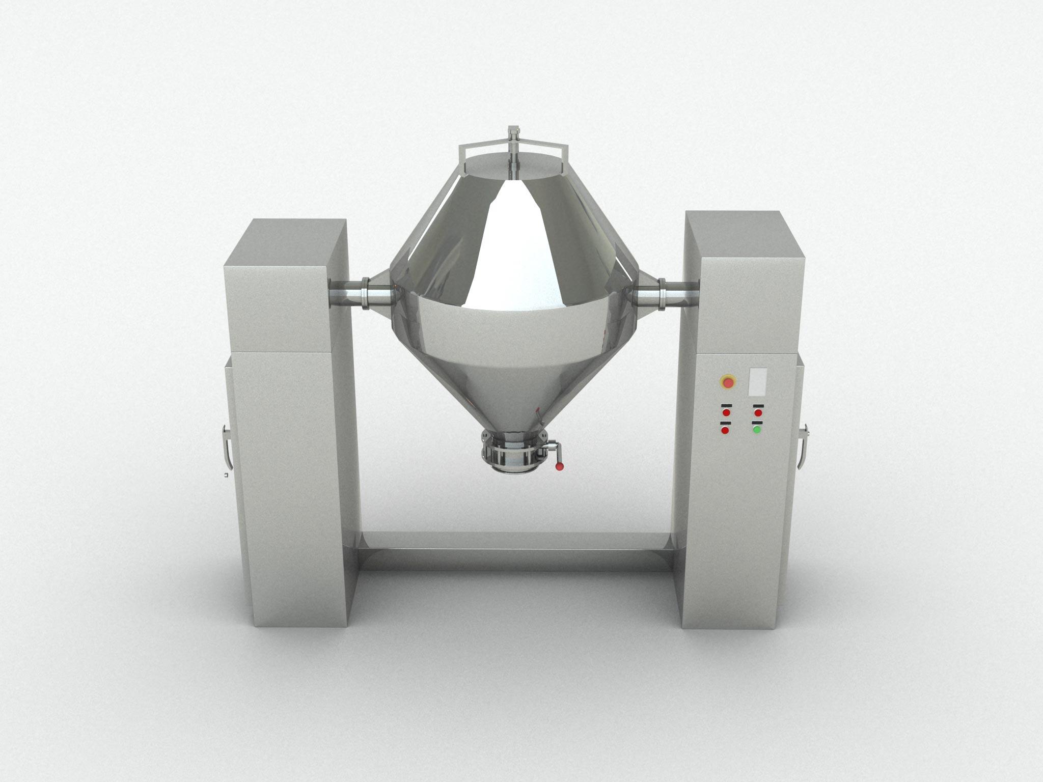 W型系列混合机
